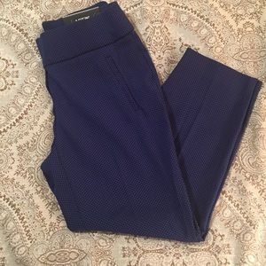 Apt 9 Mid Rise Stretch Capri Pants